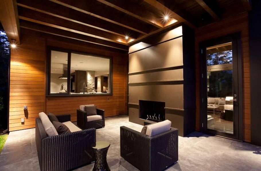 Compass Pointe House Luxury Home In Whistler British Columbia Canada Most Beautiful Houses