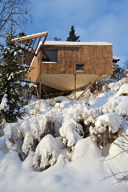 Writer`s cozy little house, Norway: Most Beautiful Houses in the World