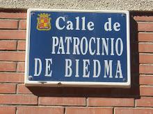 Calle en Jaén Capital