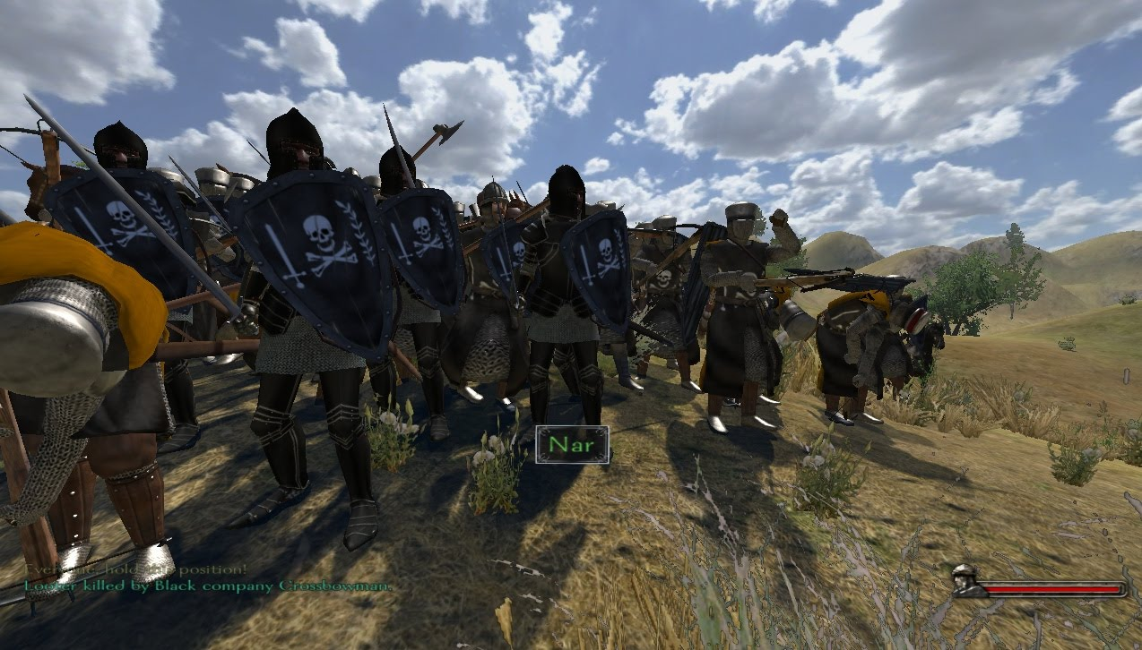mount and blade war band cheats relationship