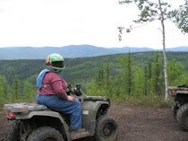Mama & her ATV
