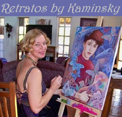 Retratos By Kaminsky