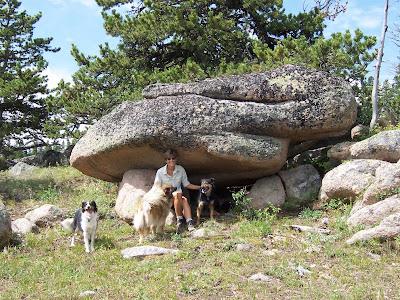 Under the Mushroom Rock