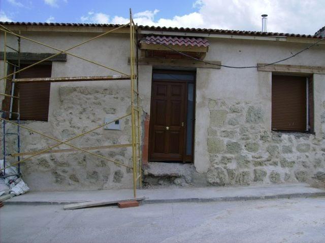 Mi casa por euros la fachada de la casa - Construir mi propia casa ...