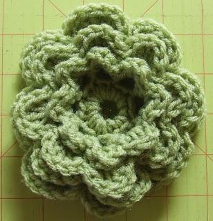 CROCHET IRISH PATTERN ROSE - Crochet Club