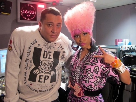 Last week, America's favorite Barbie, Nicki Minaj, invaded the UK.