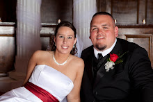 Our Wedding Day - April 4, 2009