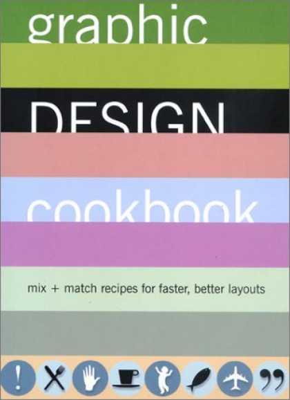 cookbook graphic design