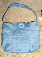 pleated jordy bag