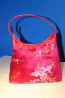 A-line purse