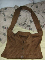 shirt to bag