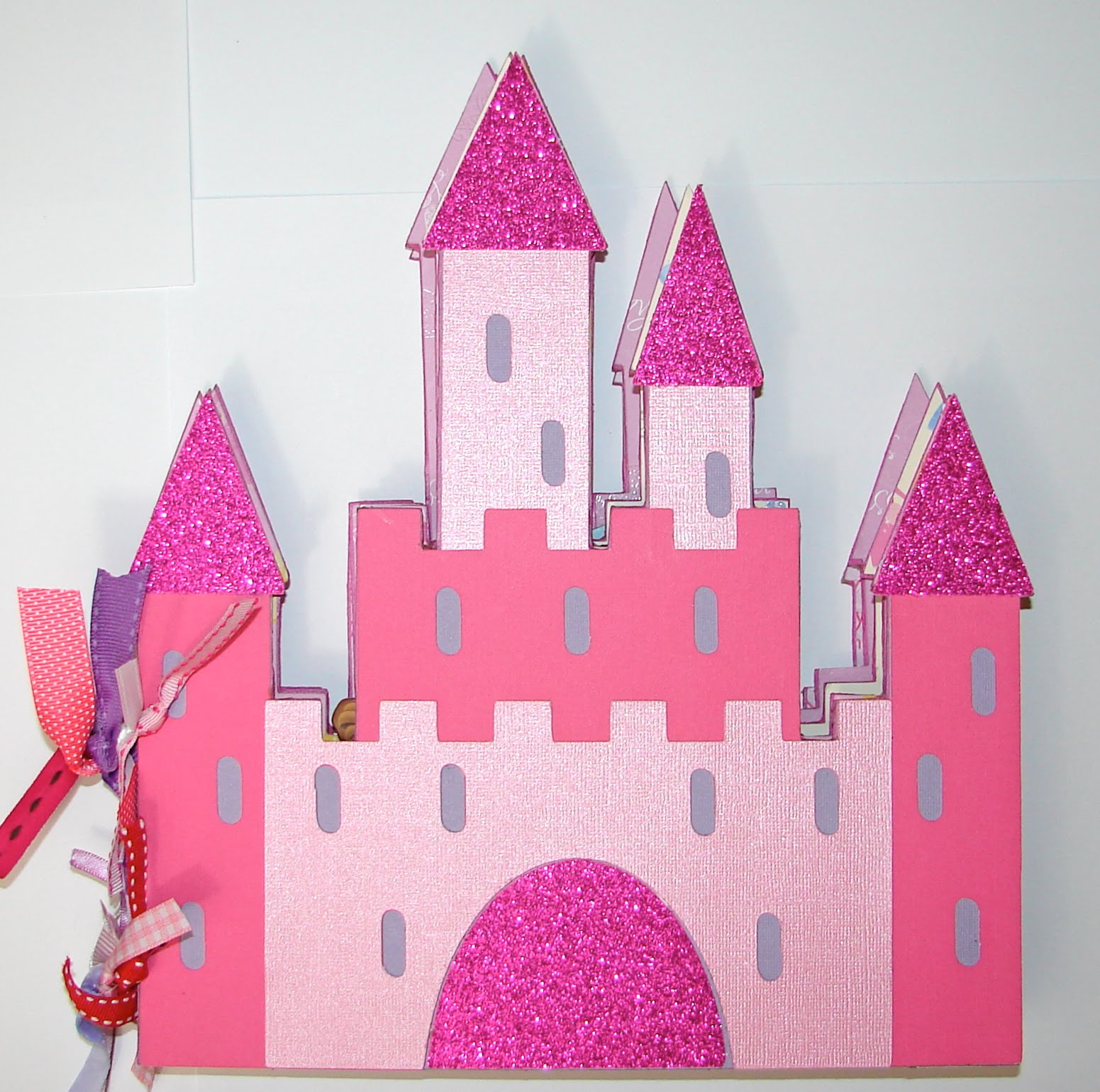Creative keepsakes custom scrapbooks disney princess chipboard album pronofoot35fo Images