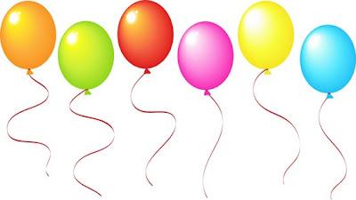 oi povo, quanto tempo!! Balloons