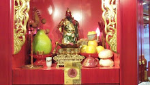 Hong Kong Buddha Offering