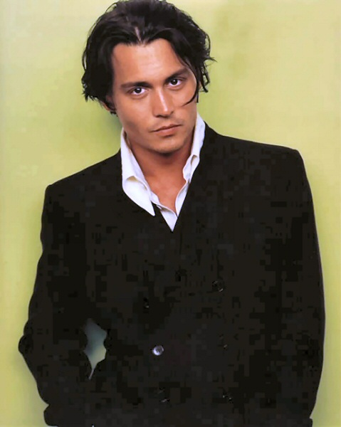 johnny depp younger. johnny depp young photos.