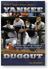 My Book: More Tales from the Yankee Dugout