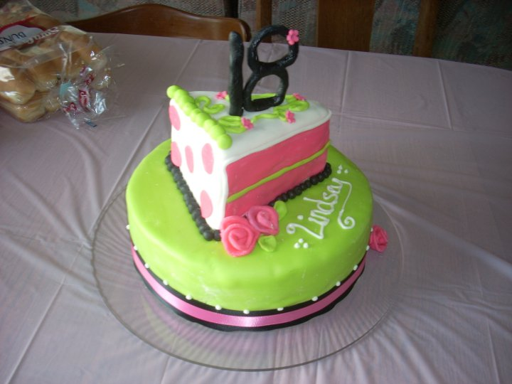 Birthday Cakes Utah ~ Cake couture: happy birthday lindsey!!! utah party cakes