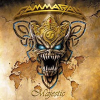 Gamma Ray (power/heavy - Allemagne) Majestic
