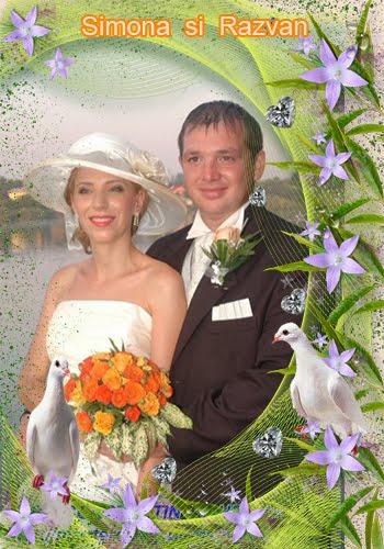 Simona  si  Razvan - Fotografii  de  la  nunta