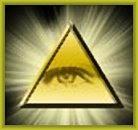 Olho que Tudo vê. Delta Luminoso