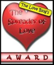 1000 tack för utmärkelsen som jag har fått av mina goa vänner Tilde, Bloggullet och Malinski