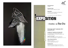 """Envoles"". Exposition personnelle"