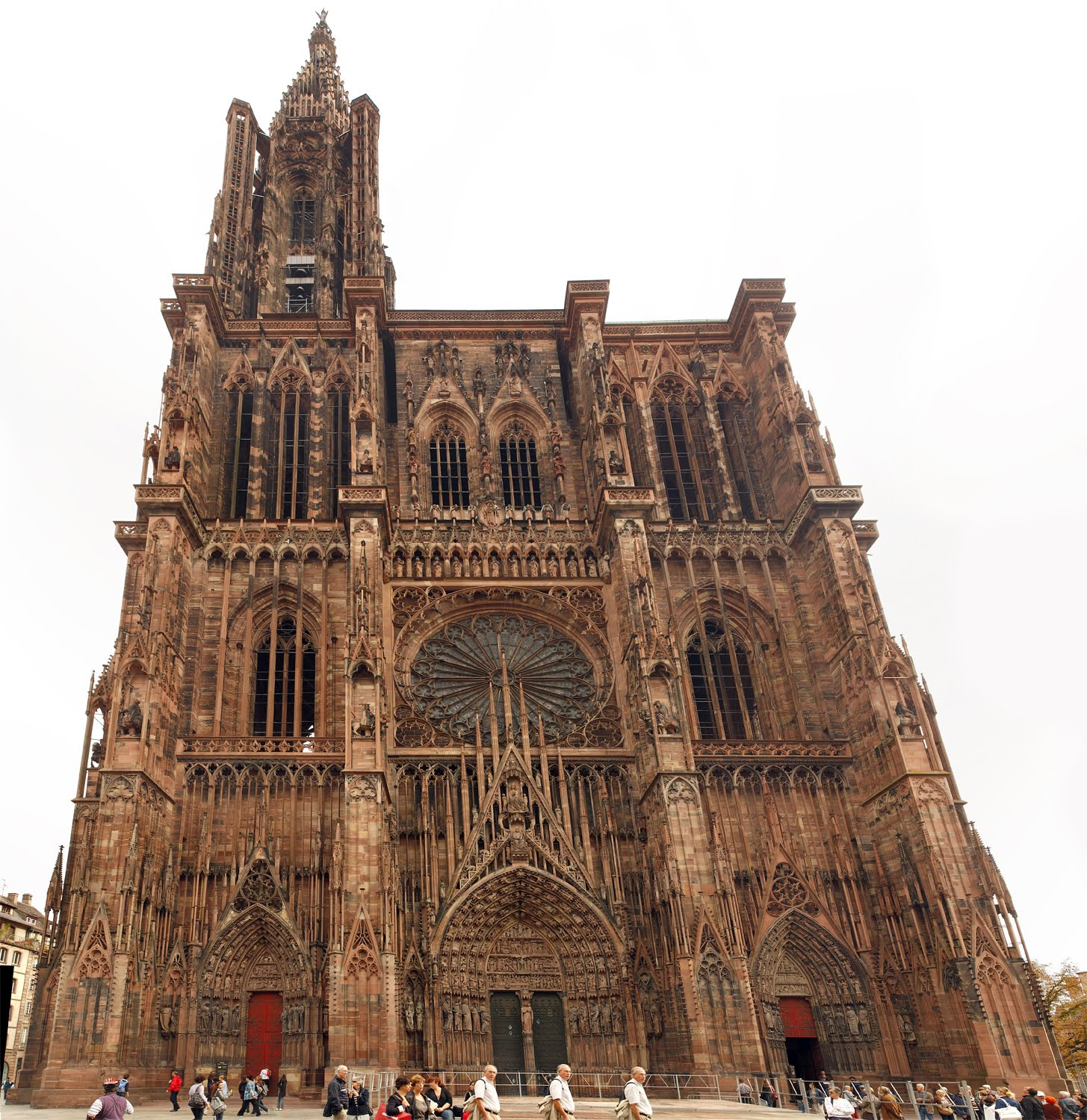 Japanoramia strasbourg cathedral for Strasbourg architecture