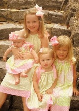 My 4 beautiful girls