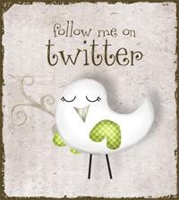 Twitt, twitt...I'M ON TWITTER!