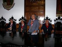 Palabras de bienvenida del Rector de la Universidad Nacional de Trujillo - Perú 2008