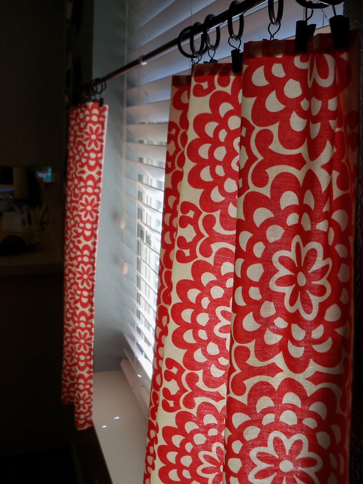 La Maison Boheme: Cafe Curtains
