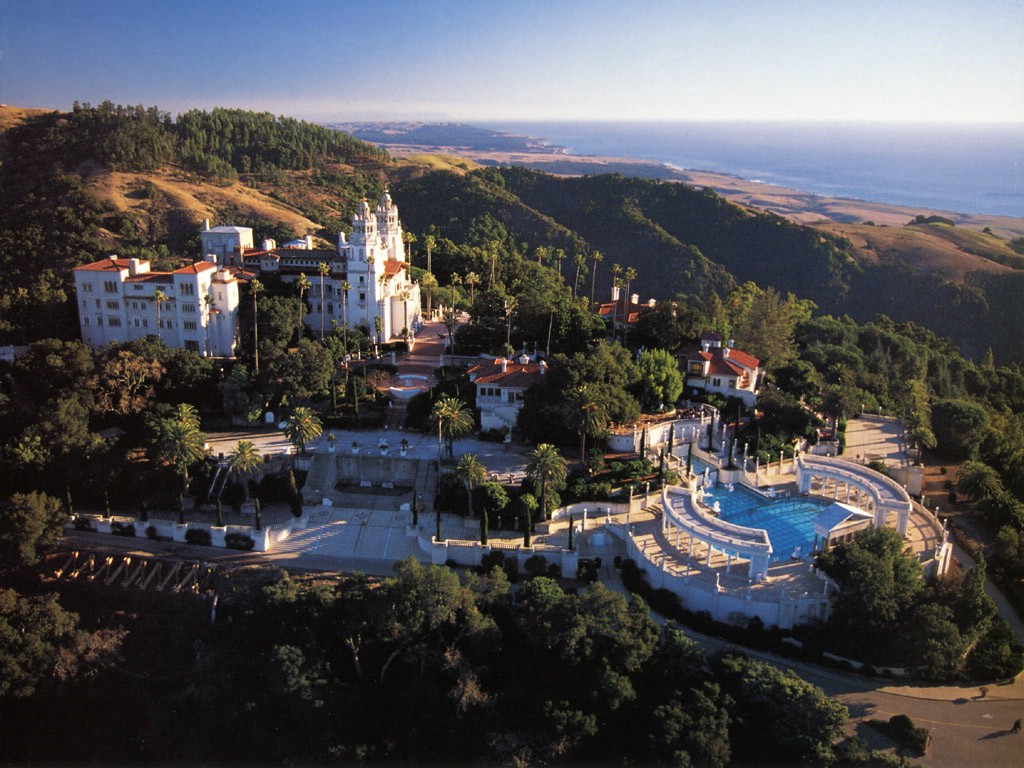 How To See Hearst Castle In San Simeon California Review