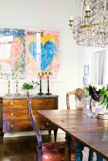La Maison Boheme Collaging My Dream Home