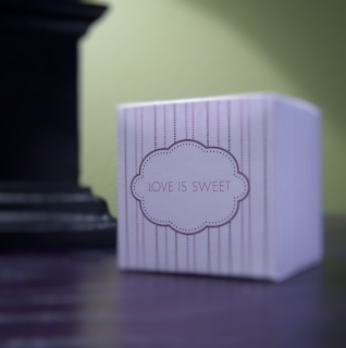 love is sweet free printable favor box