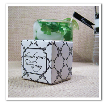 freebie friday adore damask download printable pdf favor box
