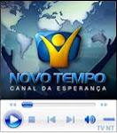Rádio e TV Novo Tempo - Ao Vivo