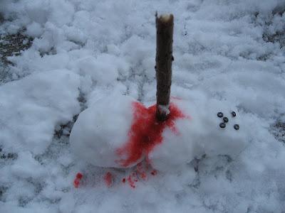 calvin and hobbes snowmen. Calvin And Hobbes Snowmen. of
