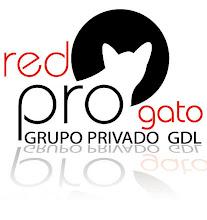 Red Pro gato, Grupo Privado GDL, en FB: