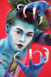 Daegu International Body painting Festival 2