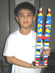 Geof's Lego Twin Towers