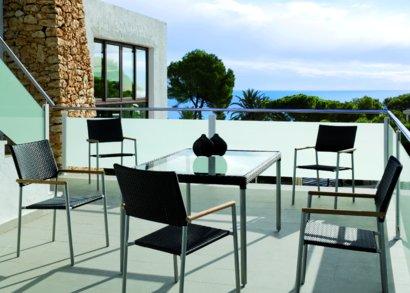 aticos y terrazas muebles de jardin