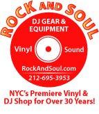 Rock & Soul (Logo)