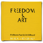 "mirca book ""Freedom and Art"""