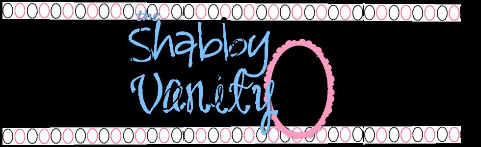 The Shabby Vanity