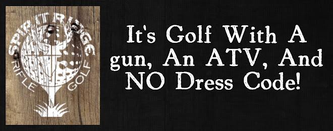 Spirit Ridge Rifle Golf