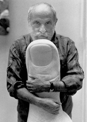 César (sculpteur) Blog+-cesar_portrait-pouce