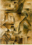 Cubism: The Guitar Player