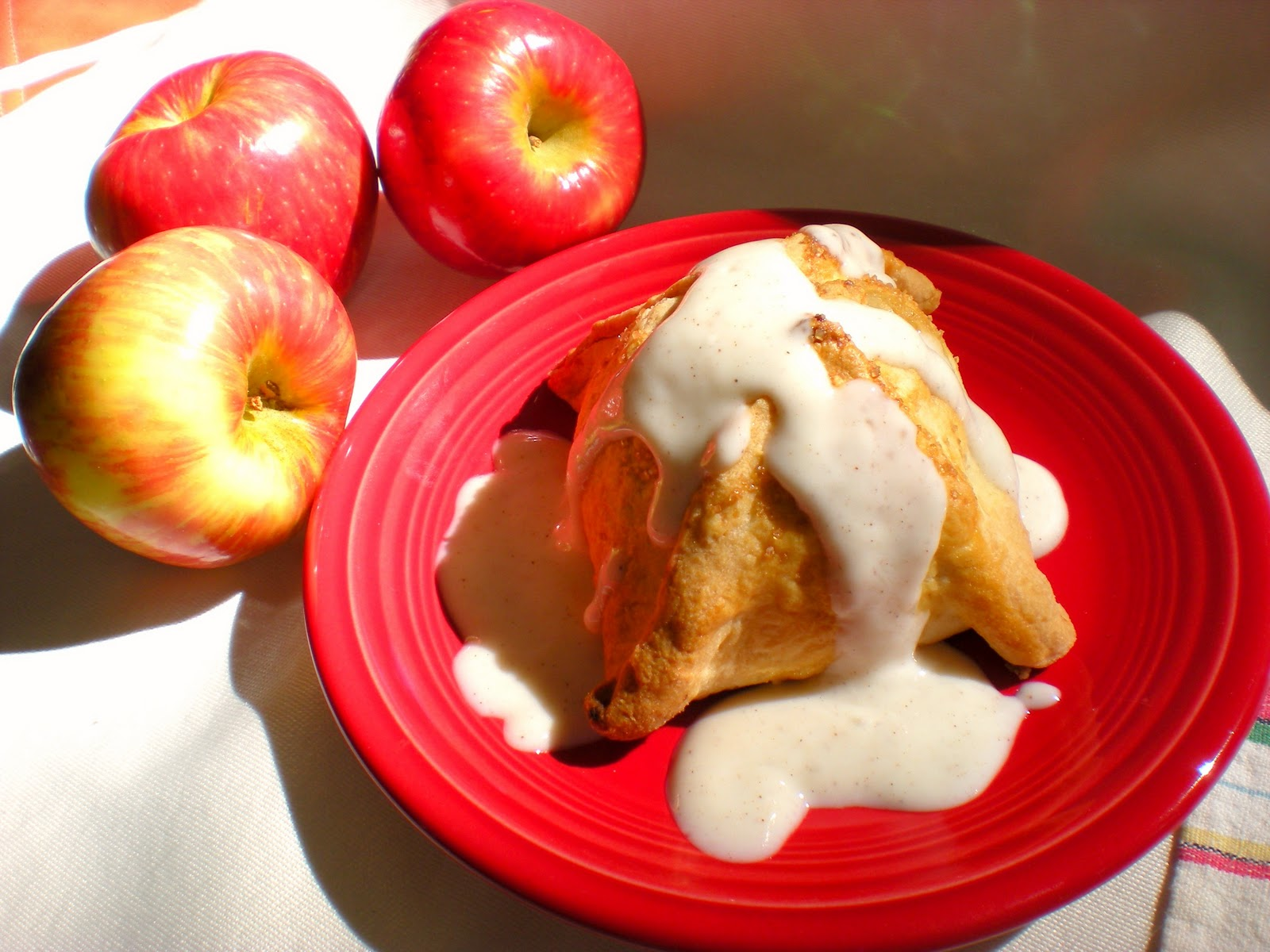 A Cook and Her Books: Old-fashioned apple dumplings