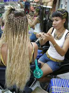 Hair Extensions Braids Weaves Amp Dreadlocks Removal Tour