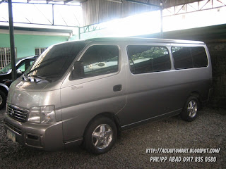 Quality Used Car For Sale - Car Finder Philippines: 2002 Nissan ...